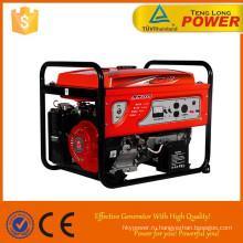 Мощный бензиновый генератор 5кВт / 5 кВА бензиновые генераторы