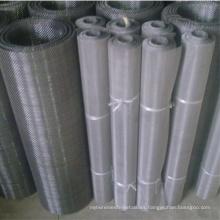 Malla de alambre de acero inoxidable / Malla de alambre tejida holandesa del filtro