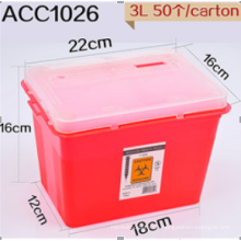Hochwertiger Kunststoff Sharp Container 4L
