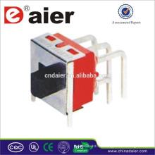 Interruptor deslizante micro deslizante SS8-6