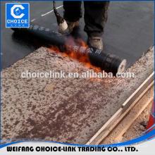 Импорт из Китая APP битумная водонепроницаемая мембрана3MM \ 4MM