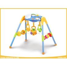 Спортзал качественные детские игрушки наборы с 3 Погремушками и музыкой для младенцев