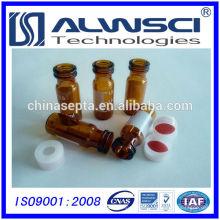 Frasco para extrusão automática de frascos de vidro para frascos de vidro de fabricação da China para sistema HPLC
