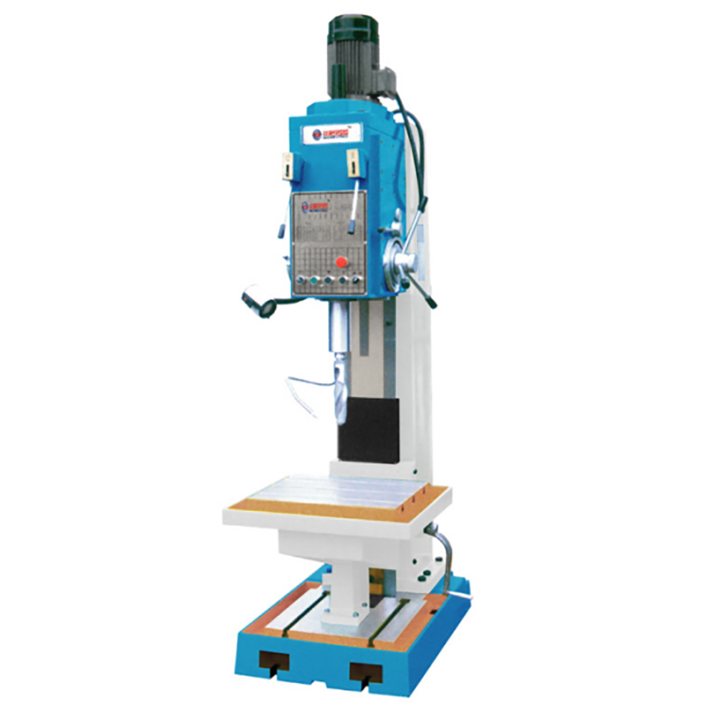 Specifications for Box-type Vertical Drilling Machine