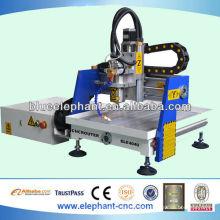 China profesional mini cnc enrutador / máquina de corte por plasma en stock