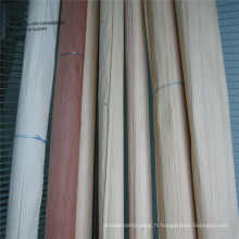 placage de bois d'ingénierie placage de visage