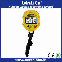 CT-833 chronomètre numérique numérique à affichage unique à cristaux liquides