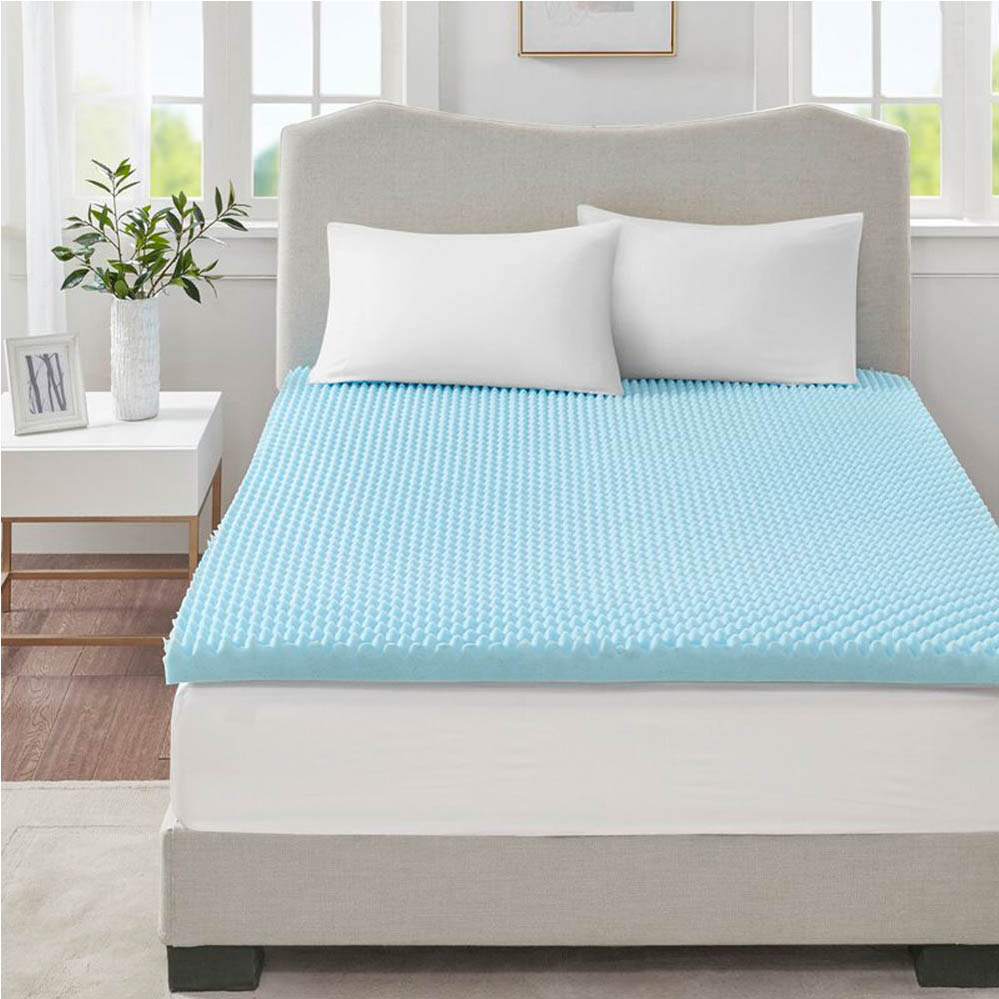 Full Size Egg Crate Mattress Pad