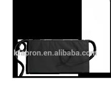 черный короткий наполовину талия Server 3 Pocket бармен фартук