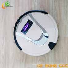 Automatic Home Cleaner with Self Charging Function