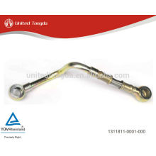 YuChai YC6A fuel injection pump oil pipe 4400-1111360