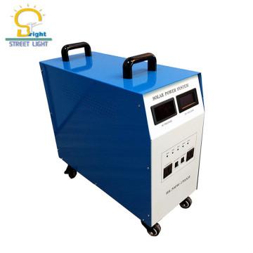 Alta calidad utilizada para la computadora de puente TV y más electrodomésticos Sistema de iluminación solar 1KW para el hogar