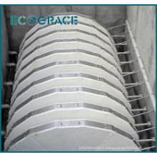 Filtre à filtre hydraulique Tissu de filtre en polyester