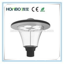 HomBo parque peatonal de la fábrica 30w 40W 60W impermeable IP66 LED luz del jardín / iluminación solar del jardín del LED