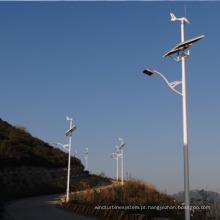 Luz de rua Solar vento