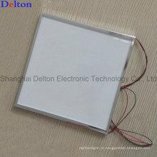 Placa acrílica de espessura de 5 mm Placa quadrada LED Light Board