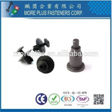 Taiwan Stainless steel 18-8 Chrome plated steel Nickel plated steel Copper Brass Special Rivet and Screw