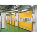 Sicherheitslichtvorhang Access Control High Speed ​​Door