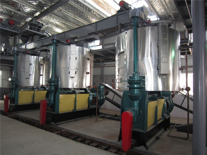 Edible Oil Pressing Machine