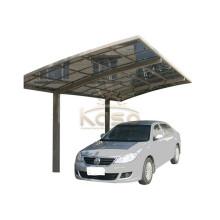 Classic Car Garage Aluminum Roofing Commercial Clear Carport