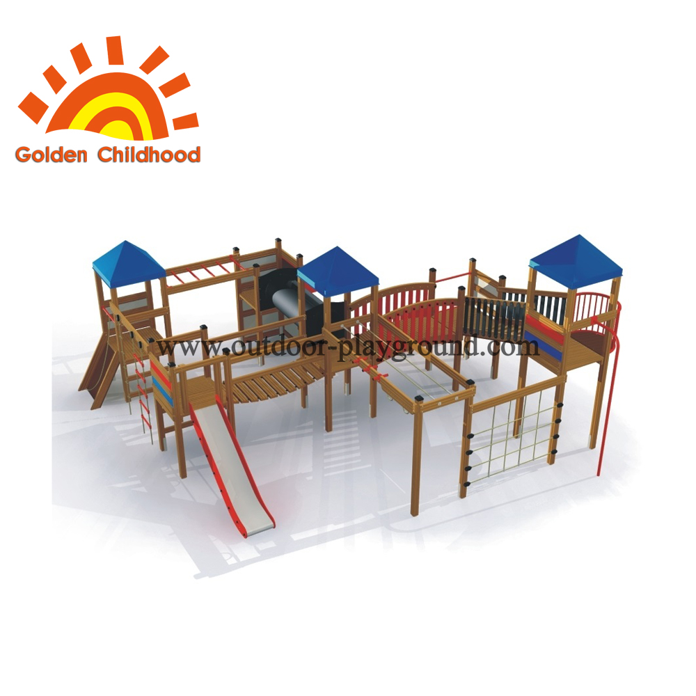 Customized Slide Outdoor Playground