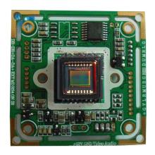 1/3 Sharp 2040e + 639 600TV-Lines Tarjeta CCD