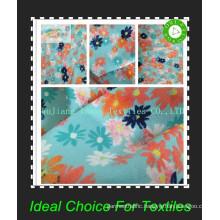 digital print crepe / digital print chiffon / digital print dress fabric
