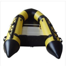 2014 Novo Design Popular Belo Barco Inflável para Pesca