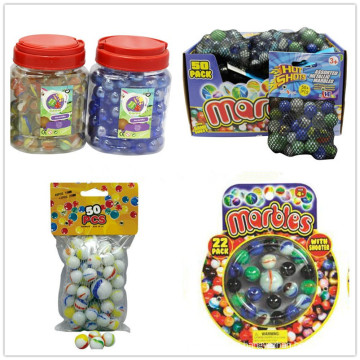 Professional glass marbles made in China