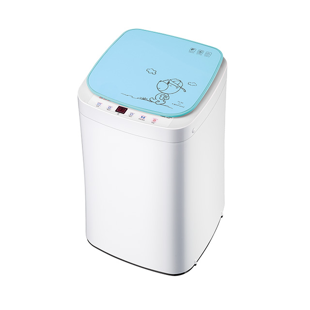 3kg blue mini washing machine
