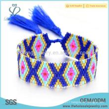 Colorful bohemian jewelry design,womens fashion bracelets