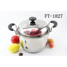 Stainless Steel Warming Pot for Cooking (FT-1827)