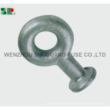 Qp Forged Type Ball-Eyes Power Link Fittings Connect Pole Hardware