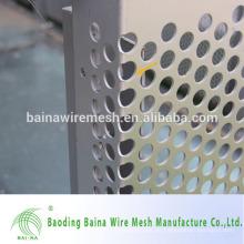 Malla de metal perforada con gran calidad