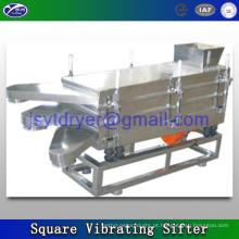 Recipiente vibratório quadrado de venda direta de fábrica