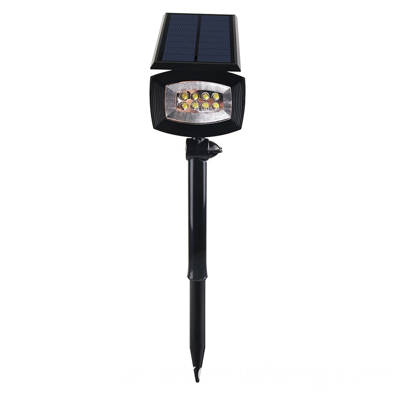 5000 Lumen Solar Flood Light