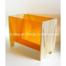 Useful Acrylic Display Stand / Exhibition for Magazine, Book etc
