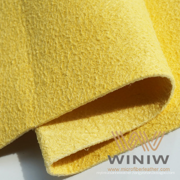 Car Wash Leather Towel Nonwoven Chamois PU Synthetic  Magic Super Absorbent Microfiber Leather Towel