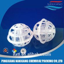 PVC polyethylene hollow ball Plastic Cage Ball