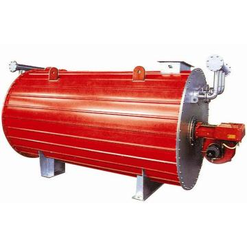 YYW 2.4MW Gas Fired Hot Oil Boiler