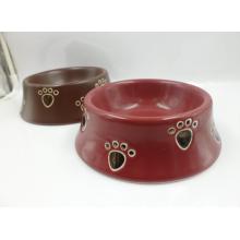 Keramik Katzenteller