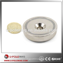 High Pull Force N42 Neodymium POT Magnet