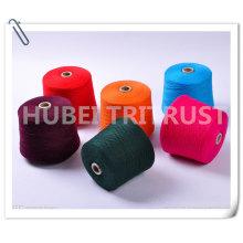 100% gesponnenes Polyester-Garn für nähendes Gewinde 20s / 2
