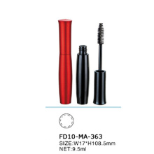 Exquisite red empty Mascara Tube factory direct