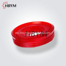 Schwing Sany Concrete Rubber Pistons Style Ram Dn200
