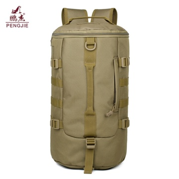 Hiking Trekking Oxford Taktis Militer Waterproof Backpack