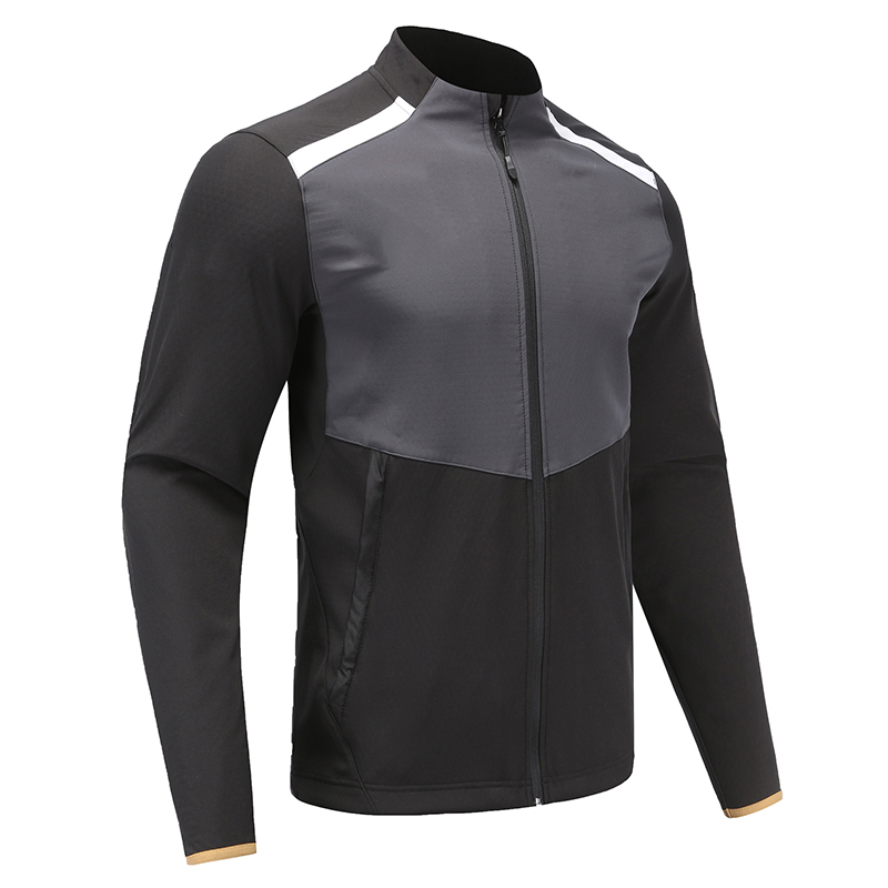 Mens Soccer Wear Jacket