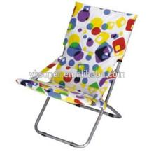 Garden furniture kids sun chair,folding beach chair for kids.