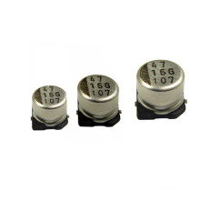 100 UF 2000hrs SMD Aluminum Electrolytic Capacitor 105c