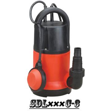 (SDL250C-3) Bomba submersível de jardim de plástico água limpa
